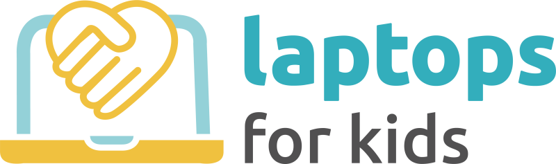 Laptops For Kids Logo